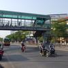ハノイの旧市街から「ドゥオンラム」への行き方。