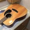 20)¥1500のジャンクギターを再生(ブリッジの張り替え)