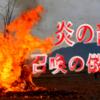 【感動!】巨大な炎の龍が霊峰に吠える!つくばの伝統文化をじっくり感じるべし!【田中どんど焼き】