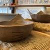 【陶芸教室】世界に1つのごはん茶碗が2つ