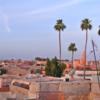 モロッコの旅 2日目・朝のマラケシュ