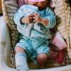 予防接種と息子くん4ヵ月の記録