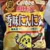 特濃にんにくポテチ【レビュー】『カルビー ポテトチップス 香味にんにく味』カルビー