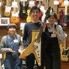 ルシアー駒木のギターよもやま話 その102「ご報告!」