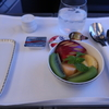 シンガポール航空  SQ973 スワンナプーム(バンコク)→シンガポール ビジネスクラス搭乗記