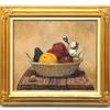 最近購入した絵画について⑩『果物』(藤原秀一)