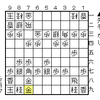 銀冠穴熊vs四間穴 01