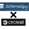 Rails アプリケーションのER図(SchemaSpy)をCircleCIで定期出力する