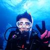 ♪幻想的な青の洞窟ではじめての体験ダイビング♪〜沖縄ダイビング恩納村〜