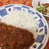 ラム肉とトマトのカレー