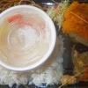 「琉花」の「クリームシチュー・チキンカツ(日替わり弁当)」300円 #LocalGuides