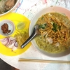 Noodle Soup by Mr.Kai2 & K.Mango(チェンマイ)Khao Soi Chinken(カオソーイ チキン) 50バーツ(約157円)