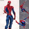 【スパイダーマン】リボルテック『スパイダーマン』アメイジング・ヤマグチ 可動フィギュア【海洋堂】より2020年8月再販予定♪