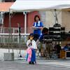「○」屋~祭流屋~:3日、神戸よさこい・はねっこ広場