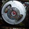 GA50 ポイント清掃、点火系統チェック