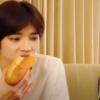 【NCT】nct127 テヨンのフランスパンの食べ方しんどいw w w w w w w