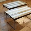 【安い・軽い・おしゃれ】なアウトドアミニーテーブルを100均材料でDIYする
