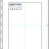 Illustratorのガイドラインの引き方