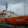 夏の名古屋旅行(4)南極観測船ふじと水族館