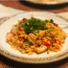 炊飯器ジャンバラヤは彩り野菜とスパイス追加で美味しさアップ!