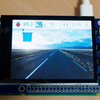 Raspberry Pi用の小型静電容量タッチディスプレイ PiTFT Plus 2.8 Capacitiveをセットアップ