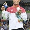 柔道男子で「銀」と「銅」…背泳ぎでも「銅」