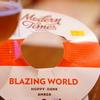TAP④開栓:トロピカルでホッピー、フラッグシップのアメリカン・アンバーエール☆『MODERN TIMES Blazing World』