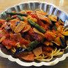 ロージナ茶房のスパゲッティシシリアン
