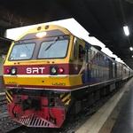 寝台列車に乗って、タイの北の古都チェンマイへ!!