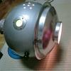 光線療法って知ってる?90年も前からある剛健な光線治療器、その名もコーケントーをついに買った!