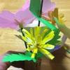 折り紙のお花