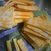 コルビージャックチーズトースト