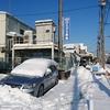 4年ぶりの大雪でした。