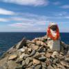 仏像との対話 #1 尻屋崎灯台付近で出会ったお地蔵様