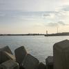 【穴釣り】苫小牧西港漁港区 パッとしない(´・ω・`)