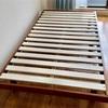 【やってみた】女一人でニトリのすのこベッドを組み立ててみた。
