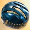 帽子用インナーキャップを超軽量ヘルメット代わりに。暑さ対策としても使える。