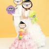 【家族写真】スプラとSwitchも一緒に。