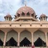 真っピンクのインスタ映えモスクはマレーシアにある!