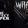 PSVRシューティングコントローラー対応の『The Perfect Sniper』と『Wraith』
