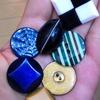 100カラットのダイヤよりボタンが好き★私にとって宝石!愛しきボタンコレクション