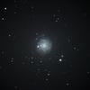 大きな渦巻き NGC3344 小獅子座 & 晴れる!