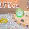 【YouTube 投稿】ハムスター🐹カラフル床材でお部屋を可愛くアレンジPart.1♪床材とトンネル編#43