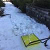 除雪は自己満足