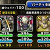 level.981【ウェイト100】第141回闘技場ランキングバトル3日目(新生プレシアンナとくぎ試し撃ち)