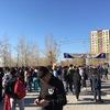 ドルノド県マラソン大会(秋)