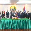 Vientiane Times 新型コロナ対策に1230億キープ、日本の支援続く