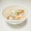 海老、ホタテの海鮮粥