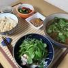 6/27 もやしスープと鯖ポン酢 @減量めし