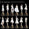 AKB48 (宮脇咲良、渡辺麻友) 「クリスマスイブに泣かないように」 コード